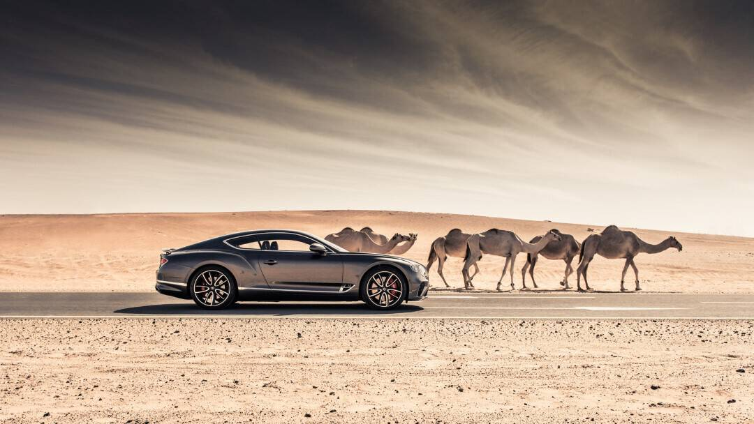 Bentley Wins Accolades at Middle East Car of the Year Awards