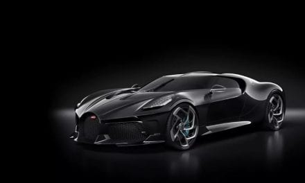 One-Off Bugatti 'La Voiture Noire' – Most Expensive New Car Ever