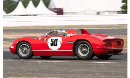 Ferrari 330 P – A Powerfully Prosperous P-Series Racer