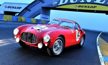 Ferrari 340 MM –  A Purpose-Built Machine