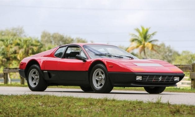 Ferrari 512 BBi – The Cleaner, Slower Boxer