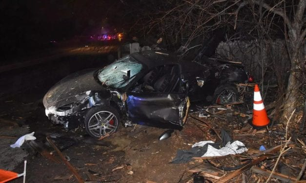 Joyrider Killed in Ferrari F430 Crash