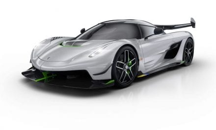 Astonishing Koenigsegg Jesko Stuns Geneva Crowds