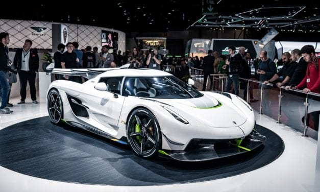 Koenigsegg Jesko Sold Out – 125 Cars Ordered for Lucky Owners