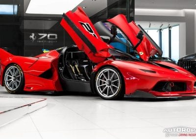 Monday Drool Ferrari FXX-K 0001