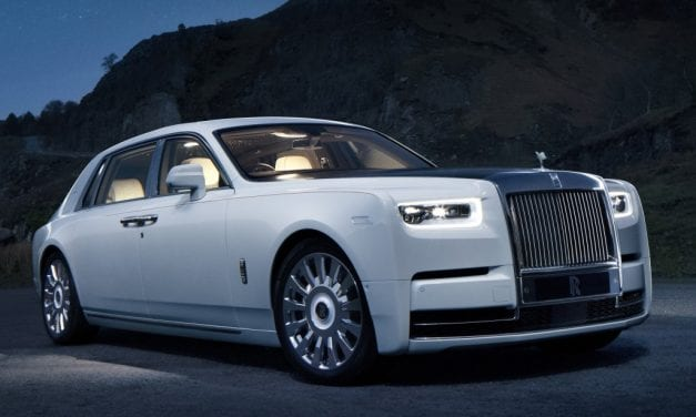 Full Rolls-Royce Bespoke Portfolio on Show at Geneva