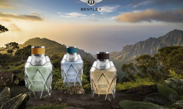 Ever wanted to smell like a Bentley?