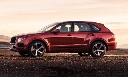 Steve Sutcliffe: Bentley Bentayga SUV review