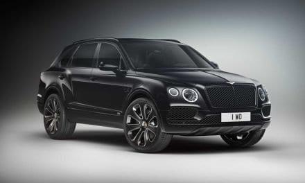 Bentley Bentayga V8 Design Series – Visually Dynamic Luxury SUV