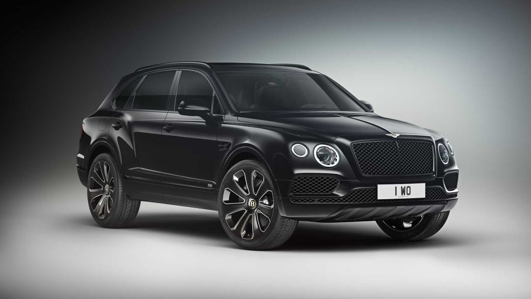 Bentley Bentayga V8 Design Series – Visually Dynamic Luxury SUV