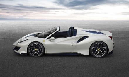 Ferrari 488 Pista Spider – A True Feat of Droptop Engineering