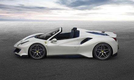 Ferrari 488 Pista Spider – A True Feat of Droptop Engineering