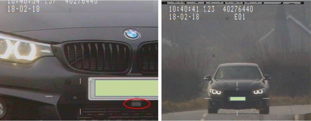 Ferrari Dealer Jailed for Jamming Police Speed Camera