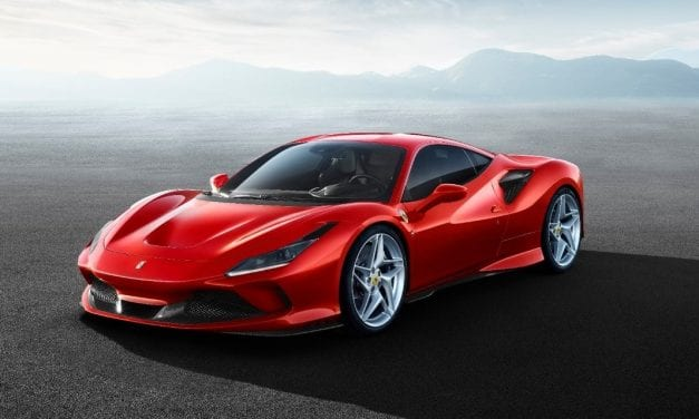Ferrari F8 Tributo – A Tribute to Ferrari's V8 Excellence