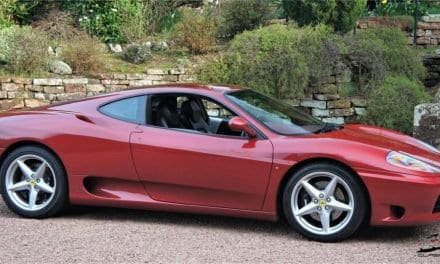 Friday Drool – A Beautiful, High-Spec Ferrari 360 Modena to Start Your Weekend Right