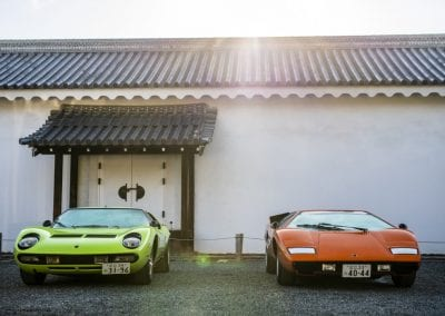 Lamborghini Out in Force at Kyoto 0005