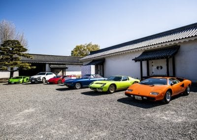 Lamborghini Out in Force at Kyoto 0009