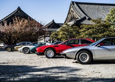 Lamborghini Out in Force at Kyoto 0012