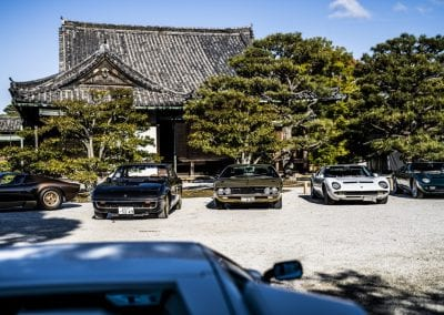 Lamborghini Out in Force at Kyoto 0014