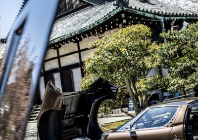 Lamborghini Out in Force at Kyoto 0017