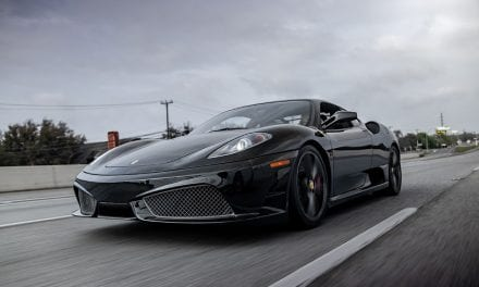 World's Only Manual-Gearbox Ferrari F430 Scuderia – It's Magnificent!