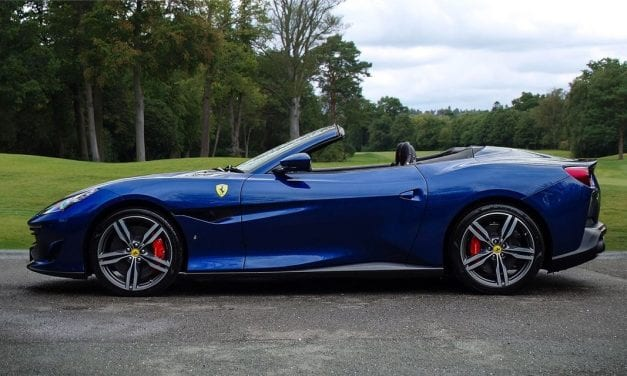 Monday Drool – Let this Portofino Welcome You into Ferrari Ownership