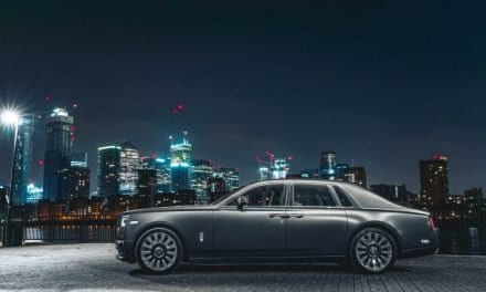 Rolls-Royce London 'Progress Tour' Heralds Showroom Relocation