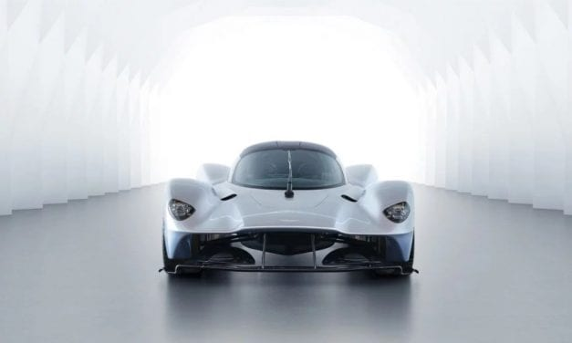 Aston Martin Valkyrie – A Beautifully Fast Creation