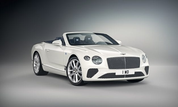 Unique Bentley Continental GT Convertible Bavaria Edition by Mulliner