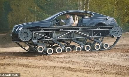 Bentley 'Ultratank' Project – Amazing or Absurd?