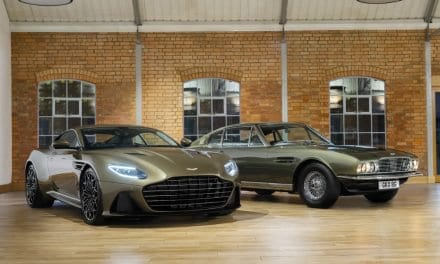Aston Martin DBS Superleggera James Bond Special – Only 50 to be Built