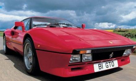 Ex-Eddie Irvine Ferrari 288GTO Stolen on Test Drive