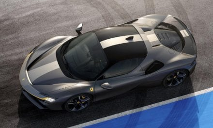 Introducing the Ferrari SF90 Stradale