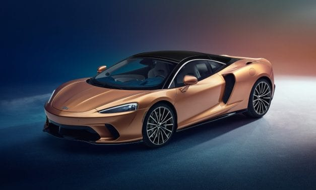 McLaren GT Launched – Rivals Take Notice