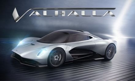 Aston Martin Valhalla Continues Naming Tradition