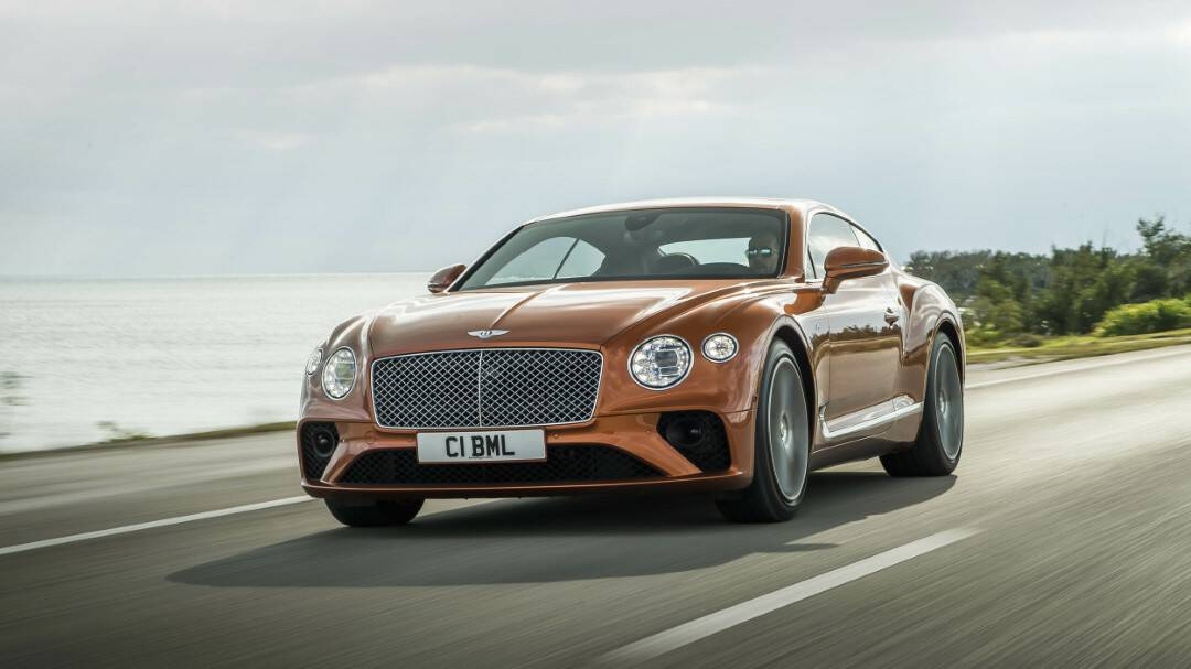 Steve Sutcliffe: Bentley Continental GT. Best grand tourer ever?