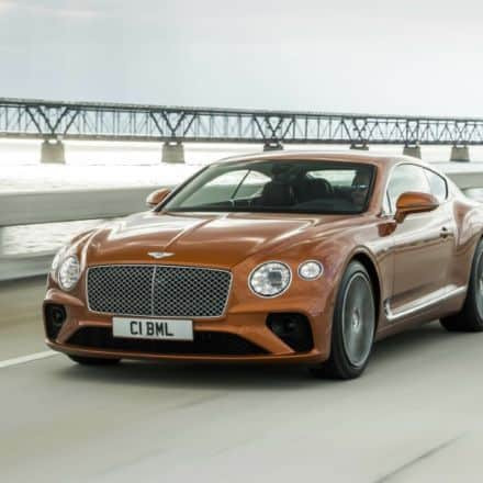 2019 Bentley New Continental GT V8 Wiki