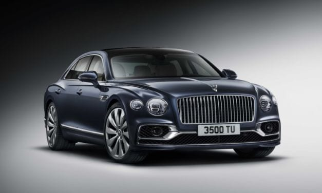 Introducing the Bentley Flying Spur – All New Model