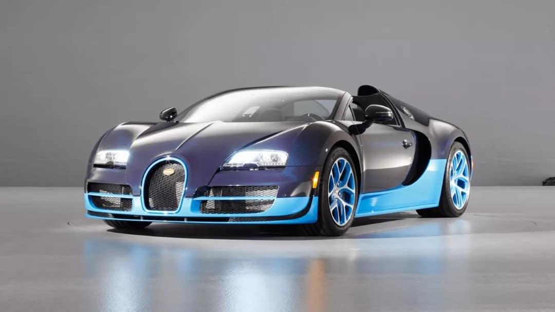 Bugatti Veyron 16.4 Grand Sport Vitese