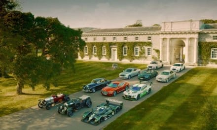 Centenary Concours Celebrates 100 Years of Bentley