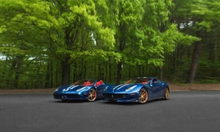 Friday Drool – Two Spectacular Blue Horses for Your Stable