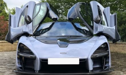 Monday Drool – Investment or Track Toy, This McLaren is Special