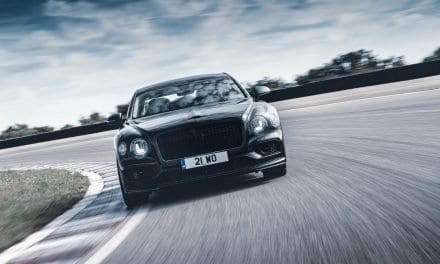 New Bentley Flying Spur Grand Sedan Due to be Unveiled