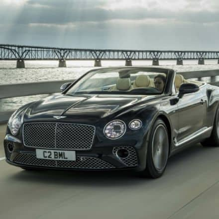 2019 Bentley New Continental GT V8 Convertible Wiki