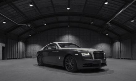Rolls-Royce Wraith Eagle VIII Collection Celebrates Momentous Atlantic Crossing