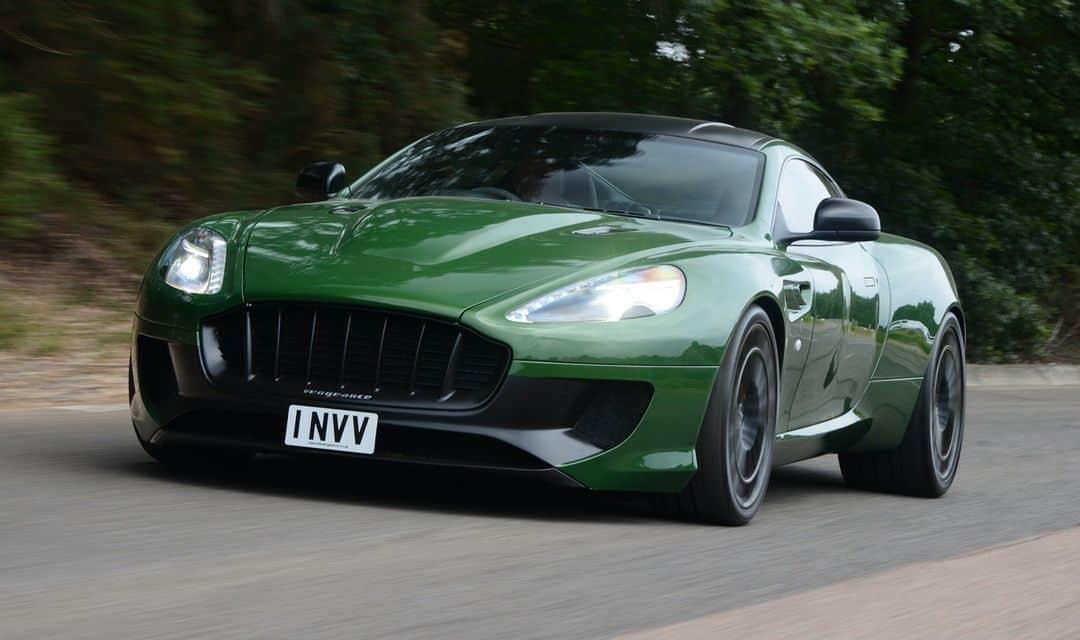 Steve Sutcliffe: Aston Martin Kahn Vengeance review – Worth £350k?