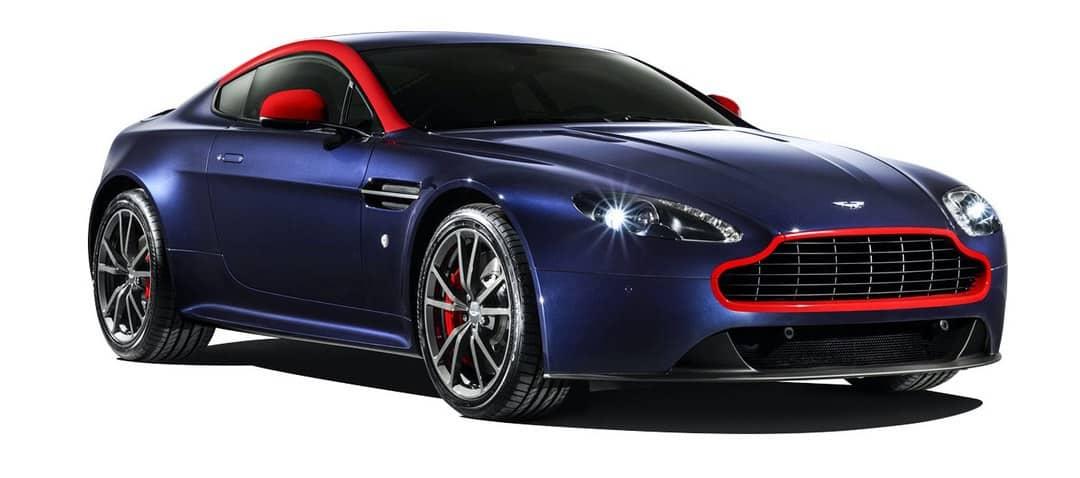 Steve Sutcliffe: Aston Martin V8 Vantage N430 tested