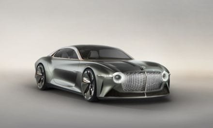 Bentley EXP 100 GT – The Future of Grand Touring