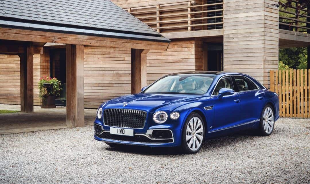 Bentley Flying Spur First Edition Limited Production Run