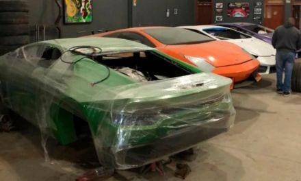 Brazilian Police Raid 'Fake Supercar' Factory